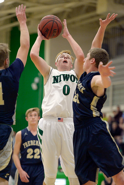 FREDERICK AT NIWOT BASKETBALL