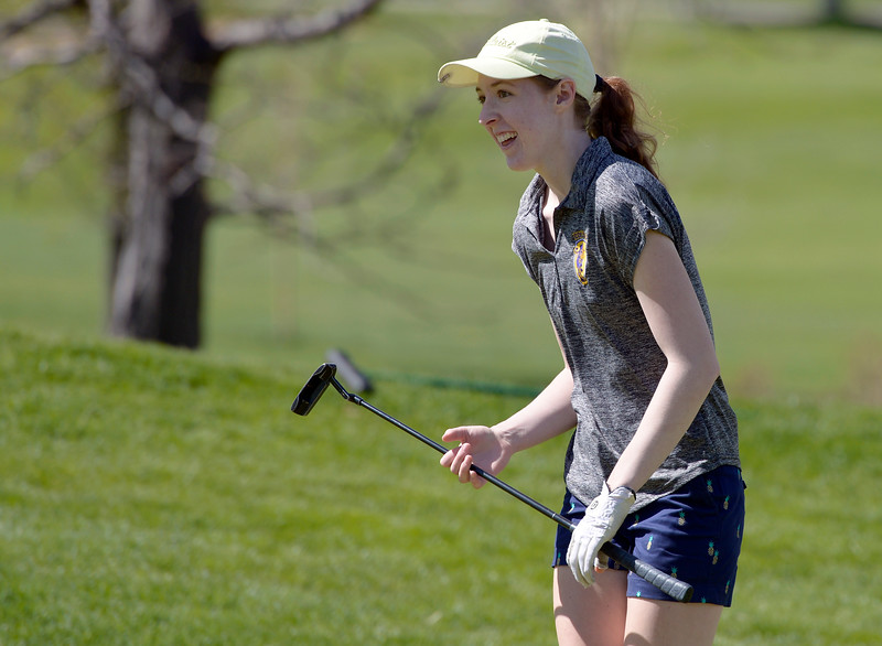 GIRLS HIGH SCHOOL GOLF