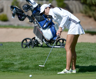 Photos: Girls golf 4/24/17