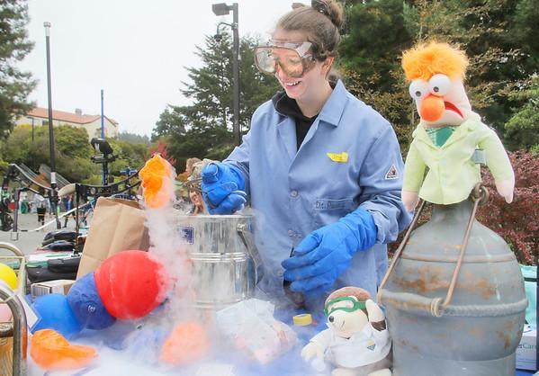 Photos: HSU holds Community and Belonging Fair