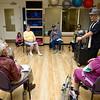 HOSPITAL HARMONICA CLASS