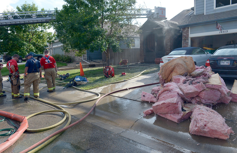 FIRESTONE HOUSE FIRE