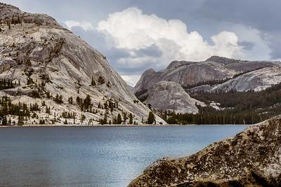 Tenaya Lake, Yosemite NP