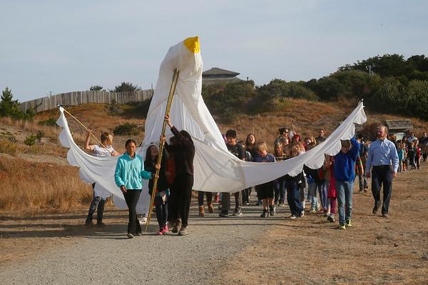 Photos: International Peace Day at local Montessori schools