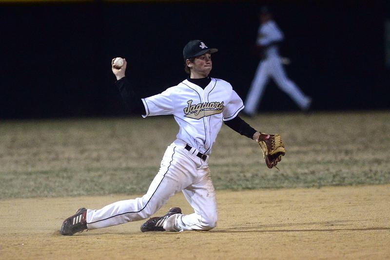 Jefferson Academy vs. Lyons baseball
