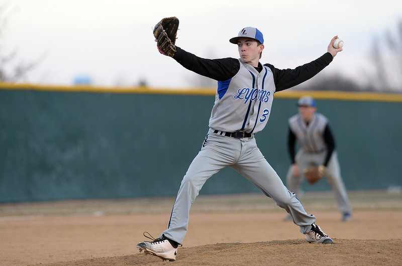 Jefferson Academy vs. Lyons baseball