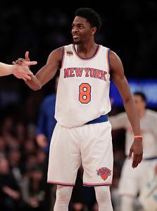 Pistons Knicks Basketball