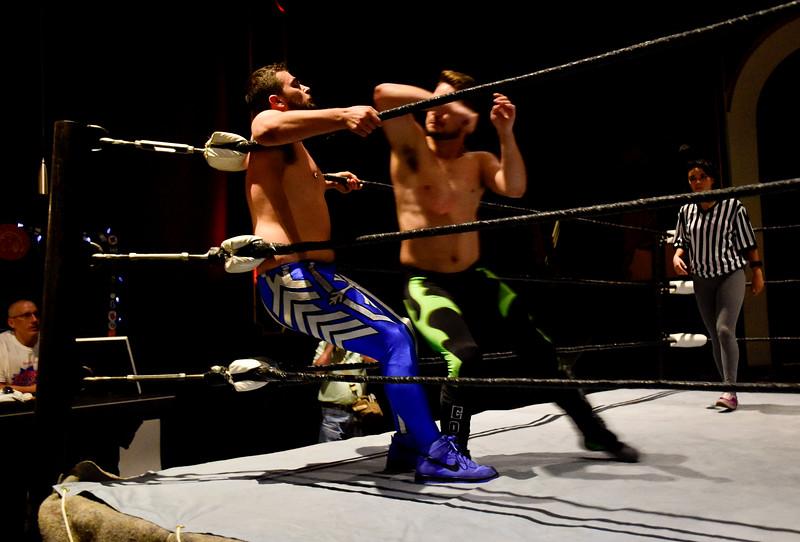 Longmont Pro Wrestling