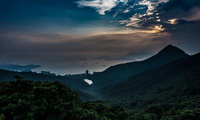 View from Victoria Peak, Hong Kong