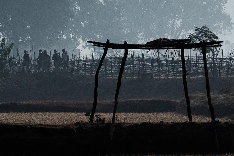 Ranchha village, Madhya Pradesh, India