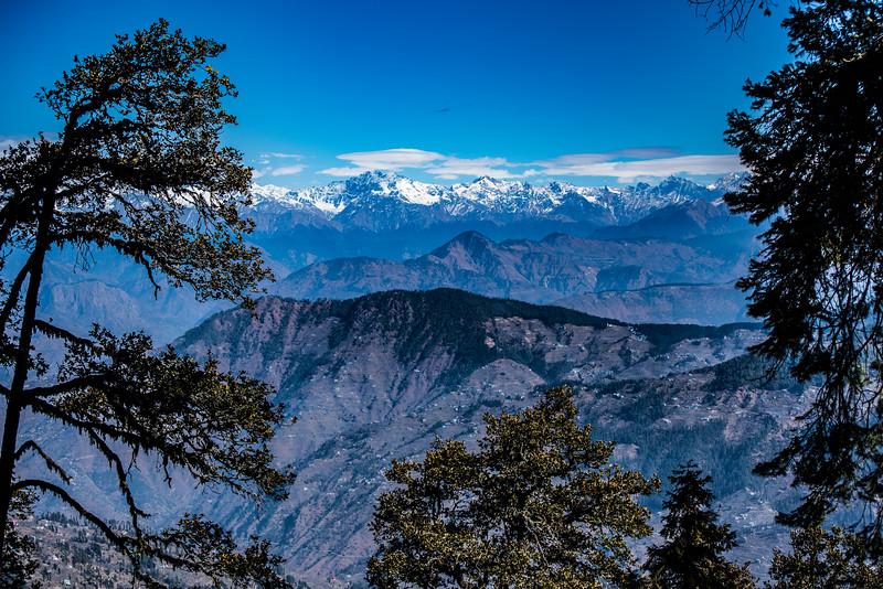 View, Himachal Pradesh, India