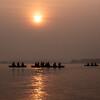 Denwa River, Satpura National Park, Madhya Pradesh, India