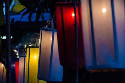 Lanterns, Chaing Mai, Thailand