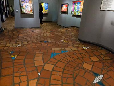 Hundertwasser Museum, Vienna, Austria