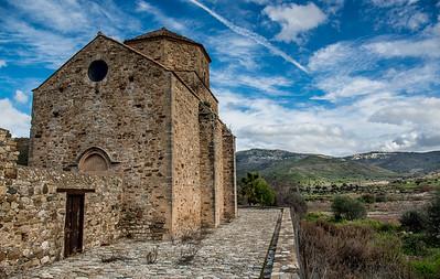 Panagea Tou Sinti monastery, Cyprus