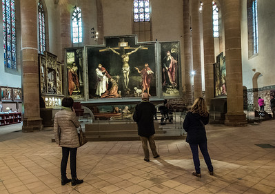 Dominican Church Museum, Colmar, France