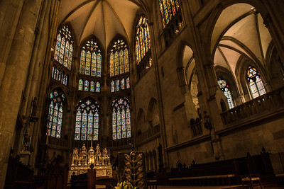 Cathedral of Regensburg, Germany