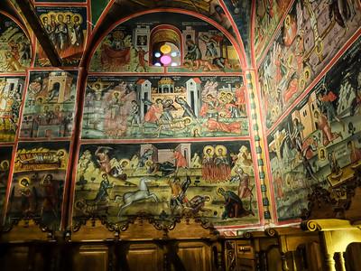 Monastery, Meteora, Greece