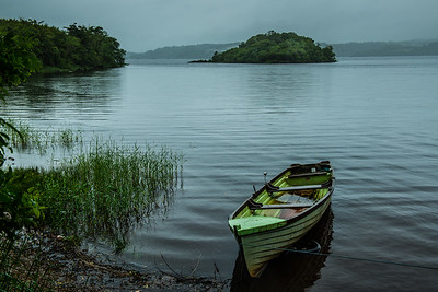 Lake Isle of Innisfree, Sligo, Ireland