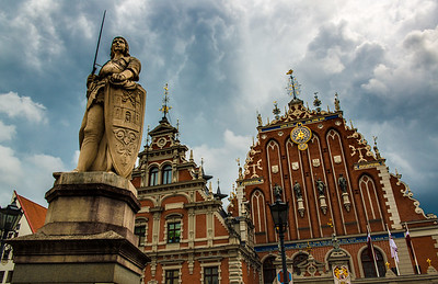 Main Square, Riga, Latvia