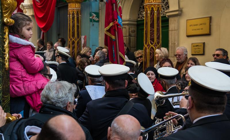Parade, Valetta, Malta