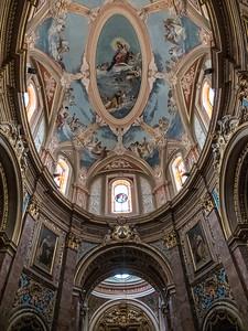 Carmelite Church, Mdina, Malta