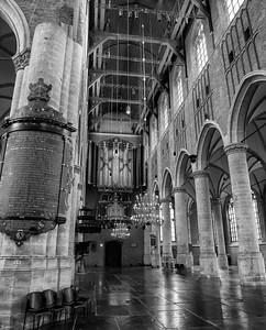 Puritan Church, Leiden, Netherlands
