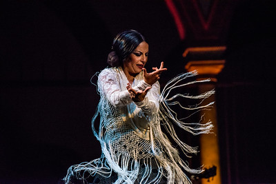 Flamenco dancer, Córdoba, Spain