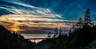 Dark Harbour, Grand Manan Island, New Brunswick, Canada