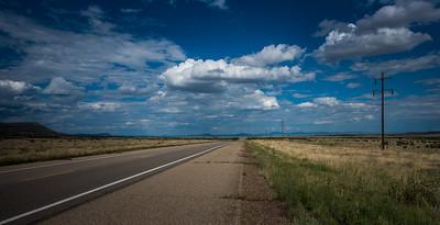 Near Taos, New Mexico