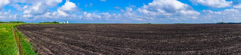 Northern Iowa, Spring