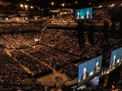 Berkshire Hathaway Annual Meeting, Omaha, Nebraska