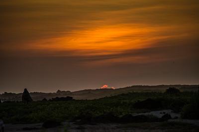 Sunset, San Cristóbal, Galápagos