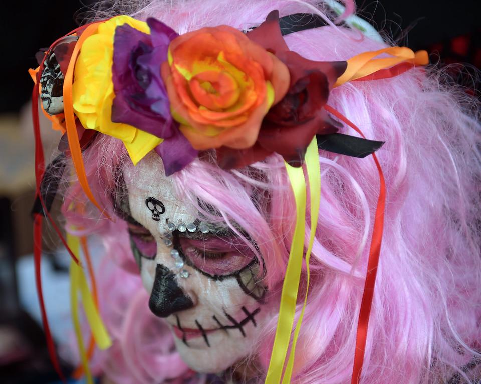 Dia de los Muertos fiesta