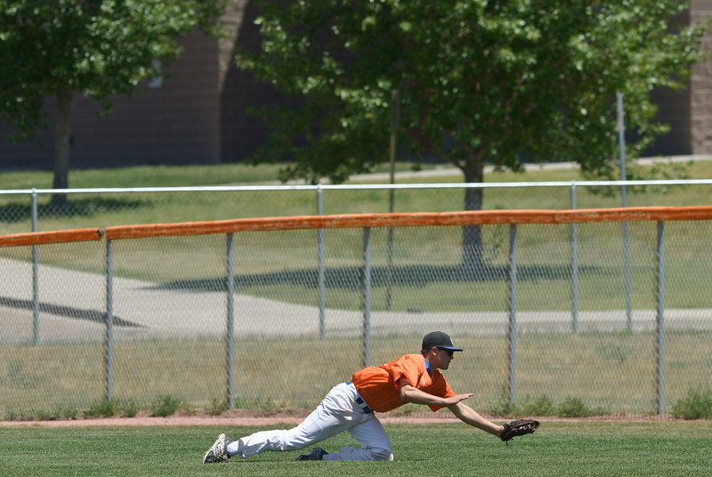 ERIE-LONGMONT BASEBALL