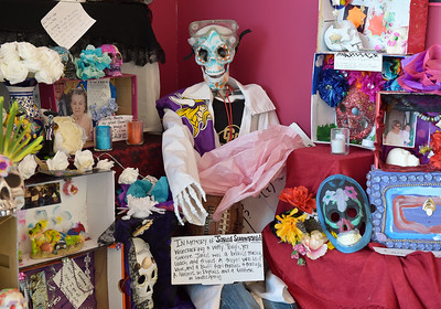 Photos: Longmont Museum Day of the Dead