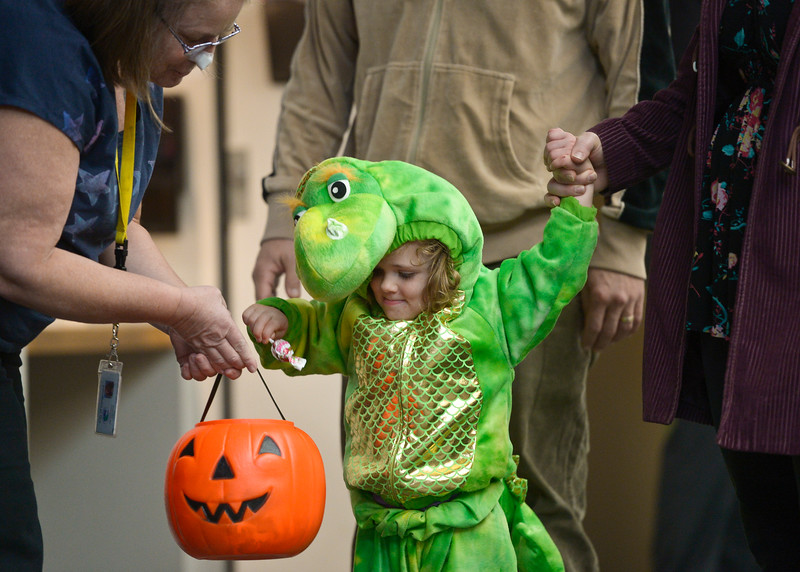 LONGMONT LIBRARY HALLOWEEN COSTUME PARADE