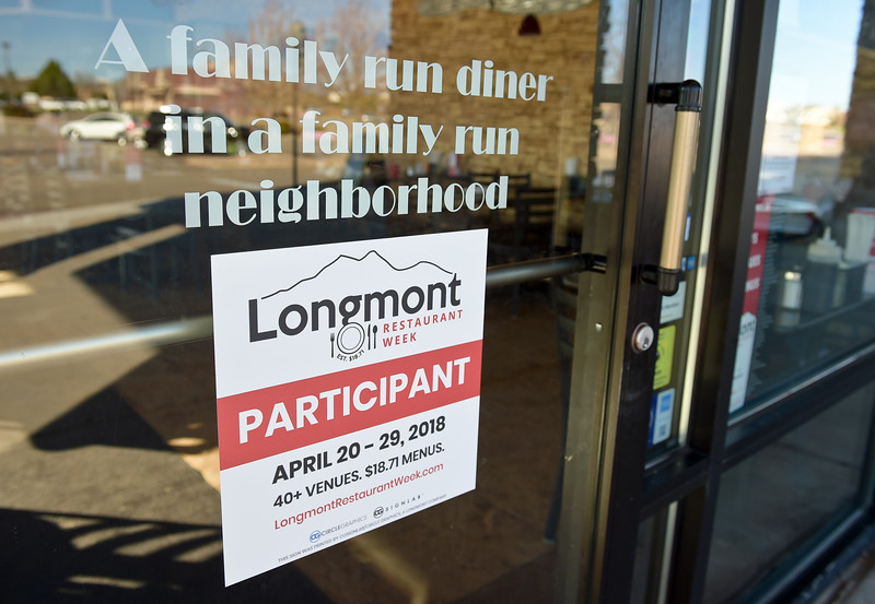LONGMONT RESTAURANT WEEK AT MAC'S PLACE