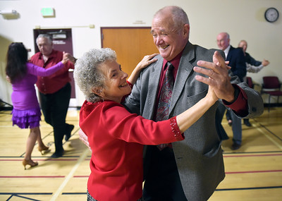 Photos: Longmont Sweetheart Dance