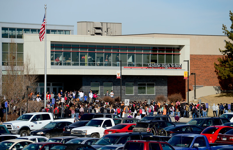 National Walk Out Day Longmont