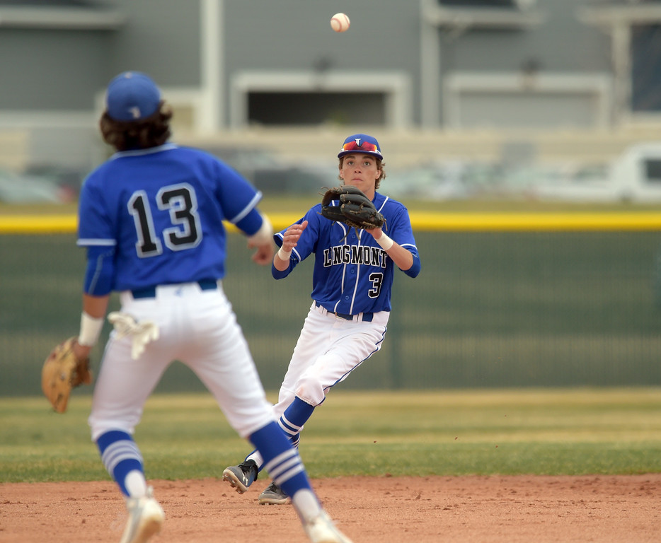 LONGMONT AT SILVER CREEK BASEBALL