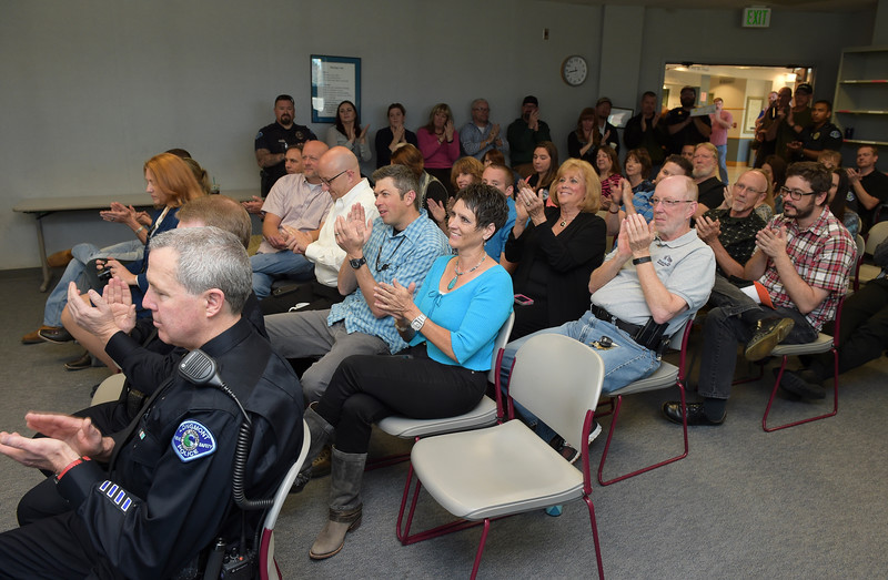 LONGMONT POLICE PROMOTIONS