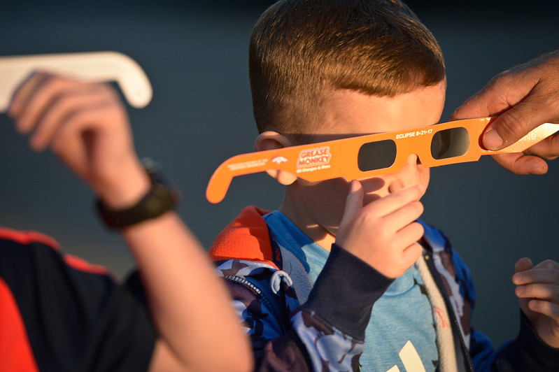 SOLAR ECLIPSE GLASSES GIVEAWAY