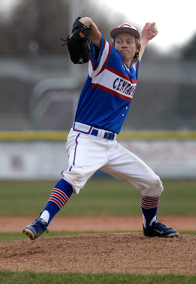Longmont vs. Centaurus Baseball