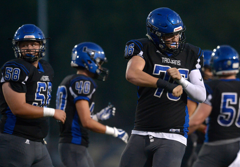 LONGMONT HIGH SCHOOL FOOTBALL