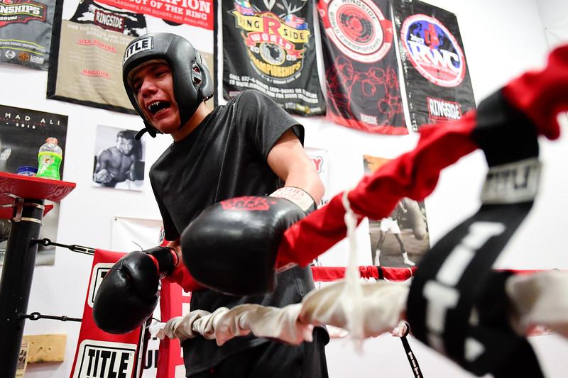 Longmont La Familia Boxing State