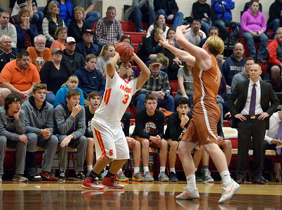 Photos: Mead at Skyline boys basketball 2/7/17