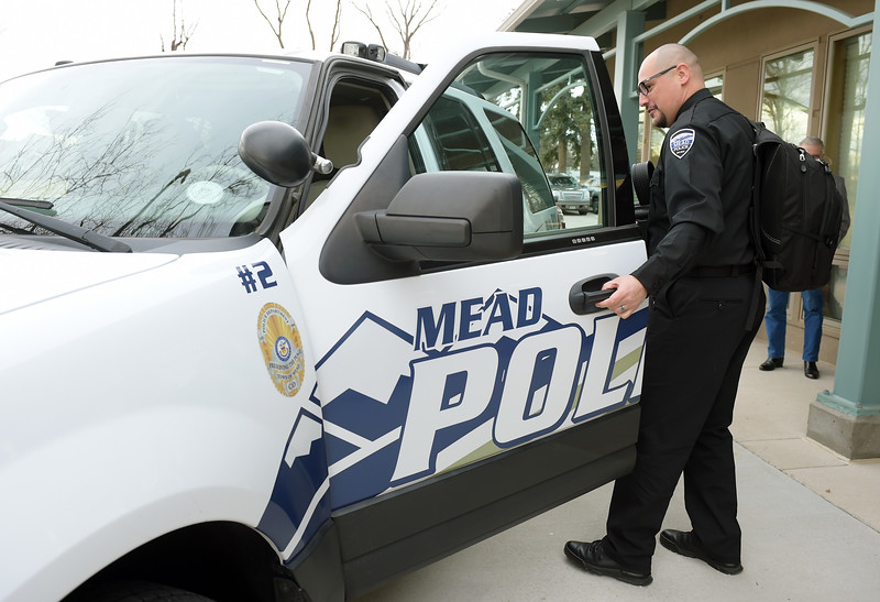 MEAD POLICE DEPARTMENT
