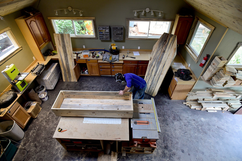 longmont artisan brothers handmade eco caskets help mourners and