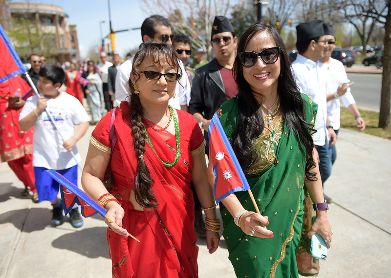 NEPAL DAY PARADE